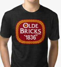 'Olde Bricks' Tri-blend T-Shirt