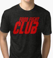 Food Fight Club Tri-blend T-Shirt