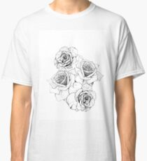 Flower Tranquility Classic T-Shirt