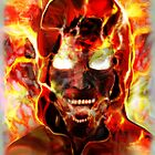 THE FIRE ELEMENTAL !  by Ray Jackson