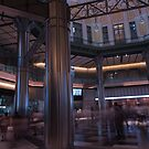 Tokyo Railway Station by Colin  Ewington