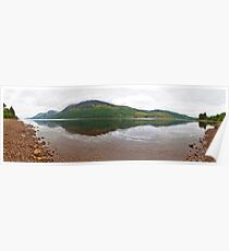 Loch Ness Panorama Poster