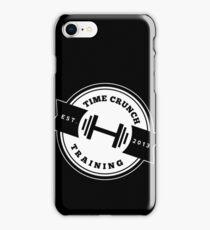 Time Crunch Training Phone Case Alternate iPhone Case/Skin