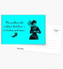 Funny vintage card Postcards
