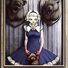 Three Bears by reckless-buddah