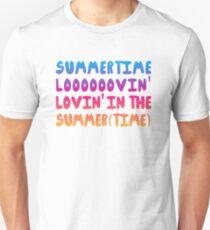 Summertime Lovin' Unisex T-Shirt