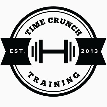 Time Crunch Training Tee Outline by baddersss