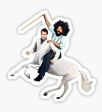 Comedy Bang Bang Sticker
