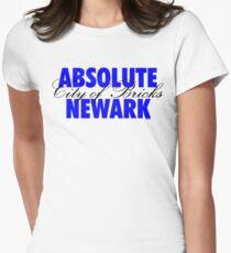 'Absolute Newark' Women's Fitted T-Shirt