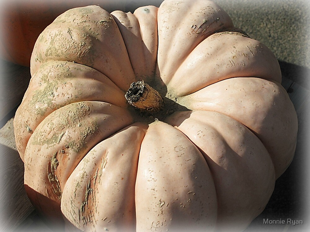 When the Frost is On the Pumpkin by Monnie Ryan