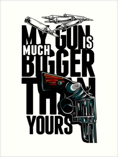 Gun by Erdisign