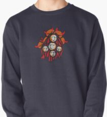 The devils and the maidens Pullover