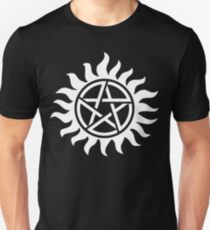 Supernatural Tattoo (white) T-Shirt