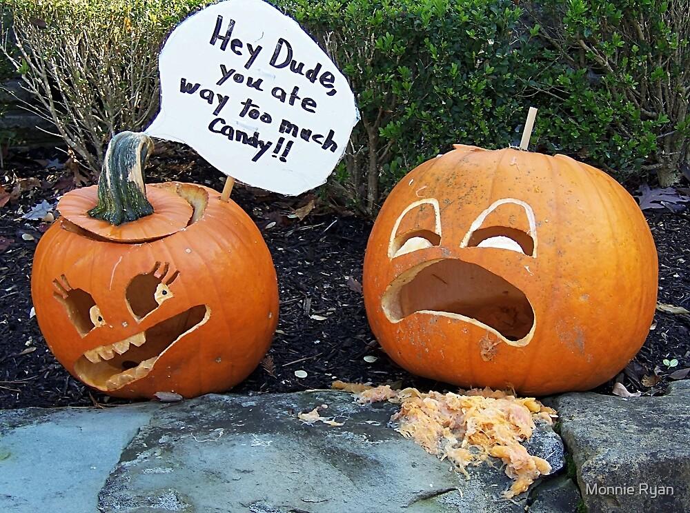 Pumpkin Eater by Monnie Ryan