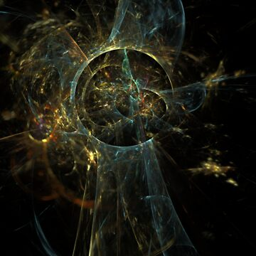 """Fractured Singularity"" by zerodean"