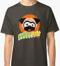 Tugg the WerePug - Dark Color Apparel Classic T-Shirt