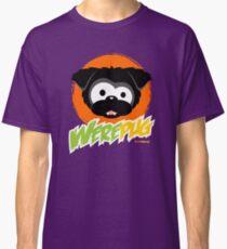 Black WerePug - Dark Apparel Classic T-Shirt