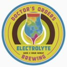 Electrolyte (Gose // Sour Wheat) by Doctor's Orders Brewing