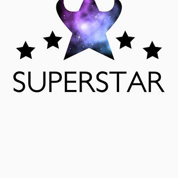 Superstar by tees4u