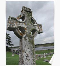 Monastery of Clonmacnoise Poster