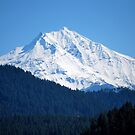 Mt. Jefferson Oregon by Karen Ashenberner