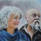 Jan and Rodney by SteveCriz