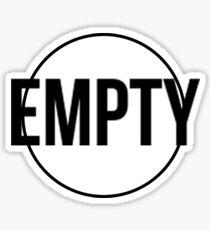 Empty Sticker