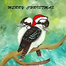 'KOOKABURRA CHRISTMAS' by jansimpressions