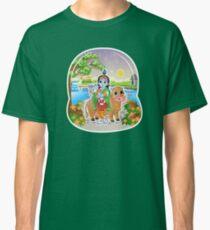 Krishna - Hindu God - Bunch of Bhagwans Classic T-Shirt