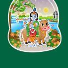 Krishna - Hindu God - Bunch of Bhagwans by hinducloud