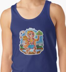 Hanuman - Hindu God - Bunch of Bhagwans Tank Top