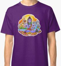 Shiva - Hindu God - Bunch of Bhagwans Classic T-Shirt