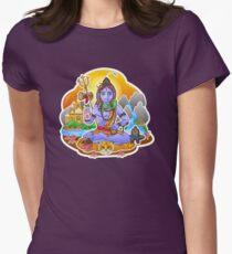 Shiva - Hindu God - Bunch of Bhagwans Women's Fitted T-Shirt