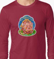 Ganesh - Hindu God - Bunch of Bhagwans Long Sleeve T-Shirt