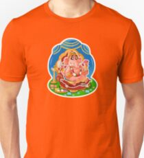 Ganesh - Hindu God - Bunch of Bhagwans Unisex T-Shirt