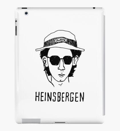Heinsbergen (breaking bad) iPad Case/Skin