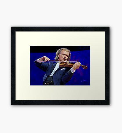 Andre Rieu - 'Maestro Extraordinaire' Framed Print