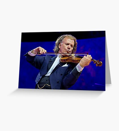 Andre Rieu - 'Maestro Extraordinaire' Greeting Card