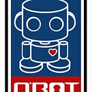 O'BOTs Spread Love 2.0 by Carbon-Fibre Media