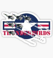 USAF Thunderbirds Sticker