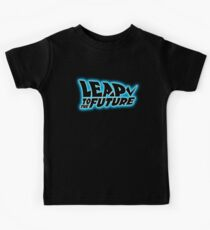 Leap to the Future Kids Tee