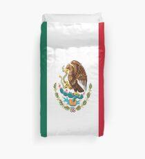 Bandera Mexicana! - Mexican Flag! Duvet Cover