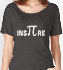 InsPIre Pi Symbol Women's Relaxed Fit T-Shirt