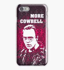 More Cowbell V2 iPhone Case/Skin