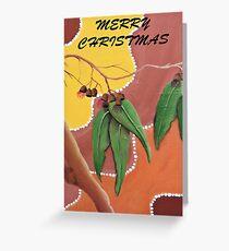 'AUSSIE CHRISTMAS' Greeting Card
