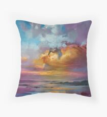 Cumulus Consonance Throw Pillow