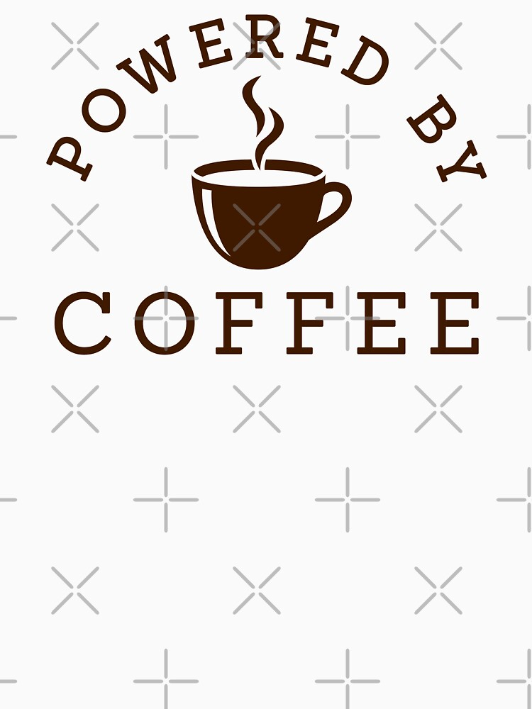 Powered by coffee by florintenica