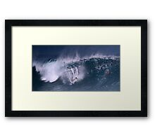 The Art Of Surfing In Hawaii 25 Framed Print
