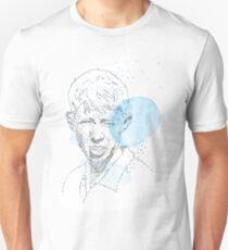 King Krule in Blue T-Shirt