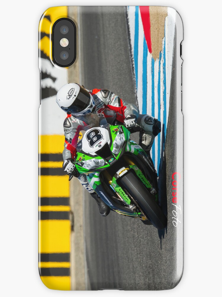 Mark Aitchison at Laguna Seca 2013 by corsefoto